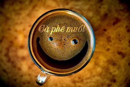 Tách cafe muối mang đến câu chuyện tình yêu đầy ý nghĩa.